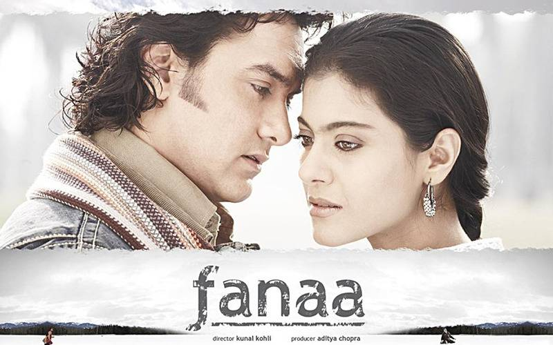 Fanaa,Amir Khan, Bollywood, entertainment, Indian cinema, hindi films, list of amir khan films, upcoming film of amir khan,thugs of Hindostan