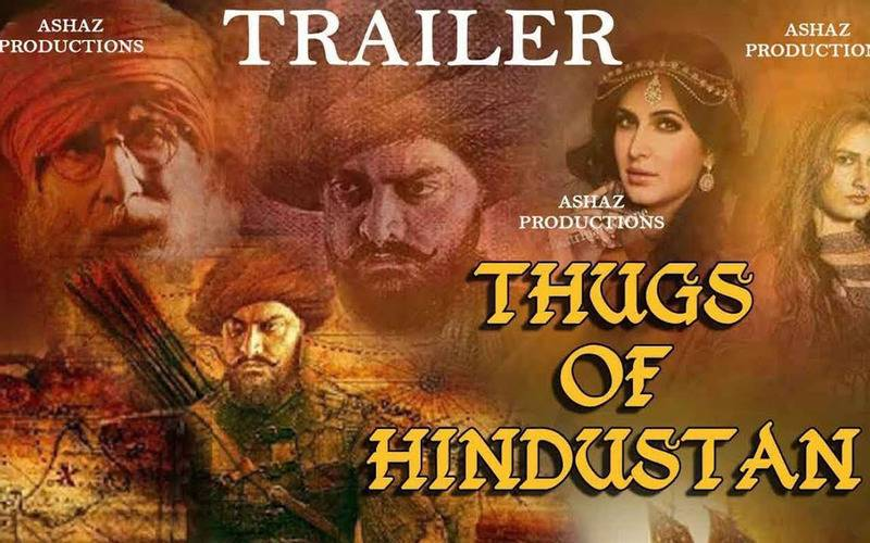 Thugs Of Hindustan Superstar,Amir Khan, Bollywood, entertainment, Indian cinema, hindi films, list of amir khan films, upcoming film of amir khan,thugs of Hindostan