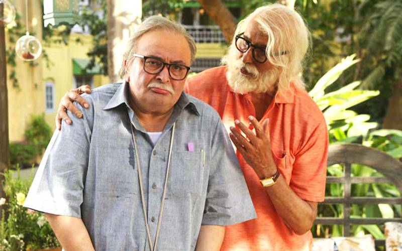 102 Not Out movie review,old age homes ,lesson from 102 Not Out, Rishi Kapoor 102, Amitabh Bachchan ,102 Not Out,