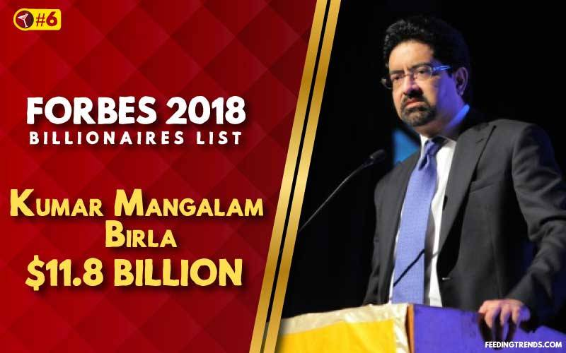 Kumar Mangalam Birla,business, India, richest people in India, richest Indians, richest man in India, wealthiest Indians, Forbes richest Indians, 100 richest Indians, billionaires in India, Indian billionaires, wealthiest people in India