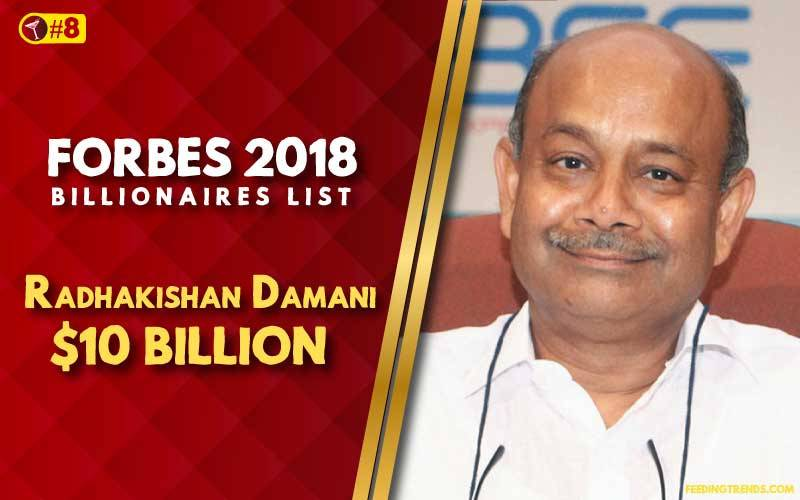 Radhakishan Damani,business, India, richest people in India, richest Indians, richest man in India, wealthiest Indians, Forbes richest Indians, 100 richest Indians, billionaires in India, Indian billionaires, wealthiest people in India