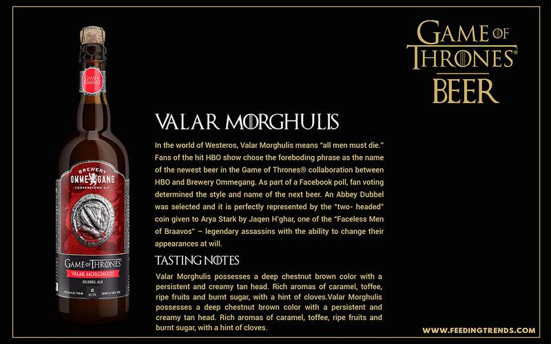 Valar Morghulis,Entertainment, Lifestyle, tv series, youth, game of thrones, GOT theme wines, GOT theme song, Got dialogues, GOT beer, feeding trends