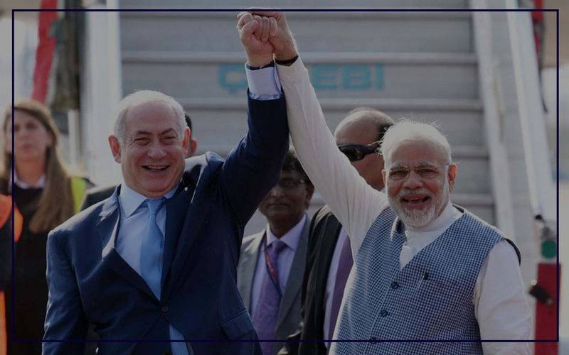 Taj mahal ,benjamin netanyahu, Israel news, Israel PM visits India, Modi greets Benjamin Netanyahu, fat man thin man story, thin man fat man story, lesson of thin man fat man story, india nd israel international relations, India Israel ties