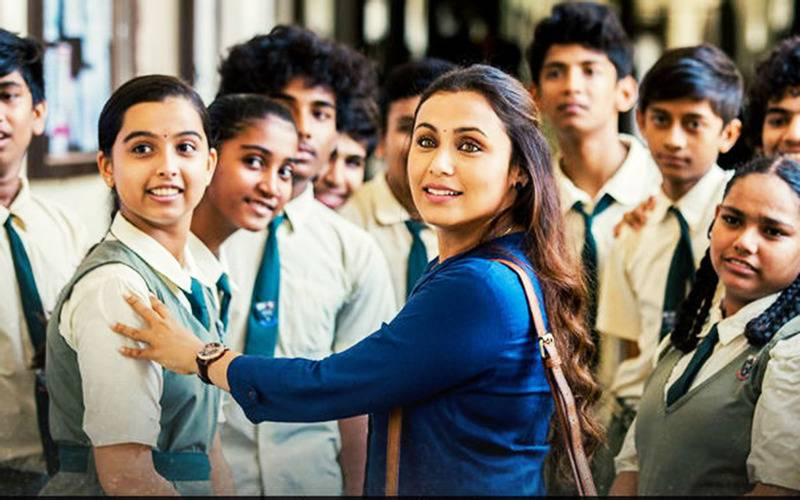 Bollywood, Rani Mukherji, Rani's comeback film, Bollywood films, Hindi movies, hichki movie review, hichki movie response, Rani Mukherji in Hichki, Rani Mukerji films, Rani Mukerji, Rani Mukerji Yash raj, Hichki film