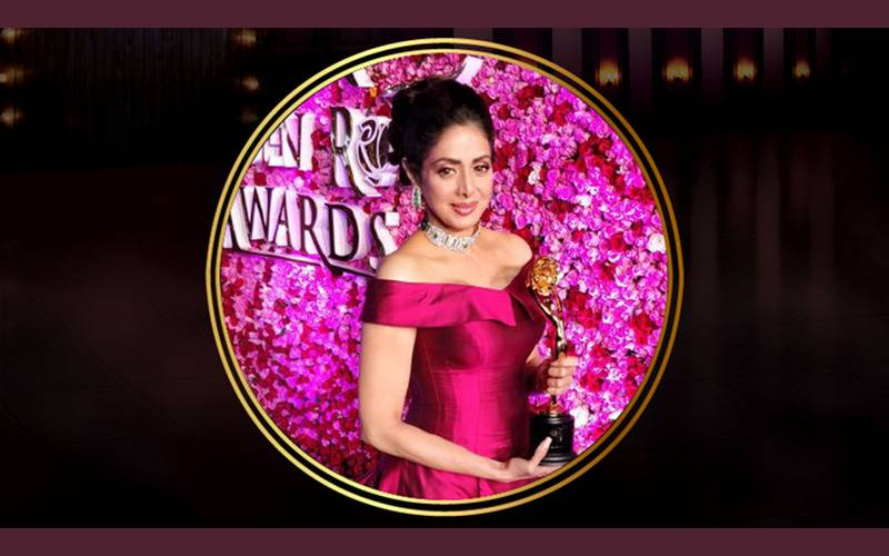 Sridevi ,Awards, Honors, Lux Golden Rose Awards 2017, I am more than you can see, women achievers, women empowerment, Bollywood leading ladies, list of winners Lux Golden Rose Awards 2017, Lux Golden Rose Awards 2017 winners list