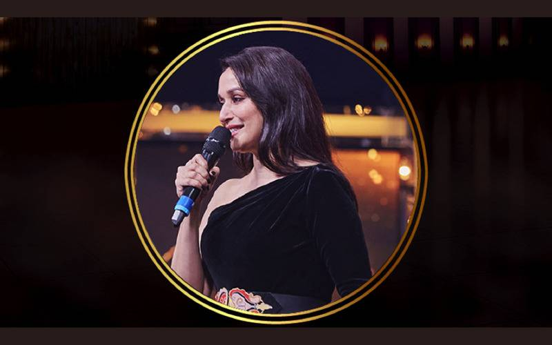Madhuri Dixit ,Awards, Honors, Lux Golden Rose Awards 2017, I am more than you can see, women achievers, women empowerment, Bollywood leading ladies, list of winners Lux Golden Rose Awards 2017, Lux Golden Rose Awards 2017 winners list