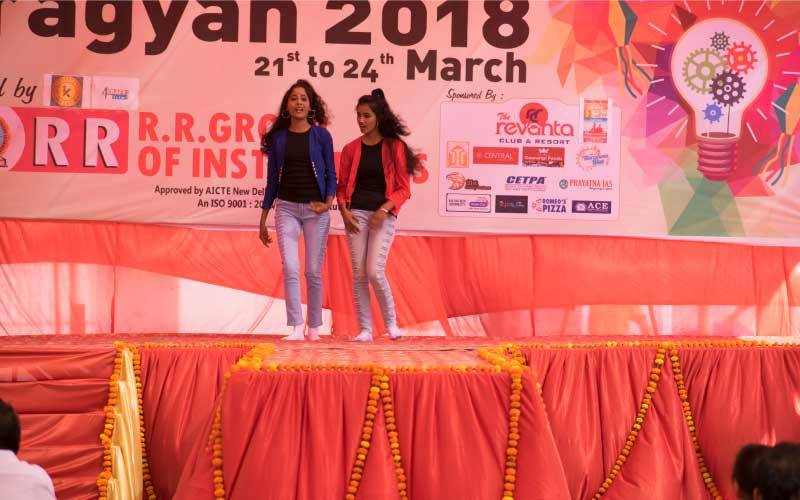 Lucknow, events, R R Group, R R College, college events, college fests, festivals at R R institute, feeding, trends, cultural fest, sports fest