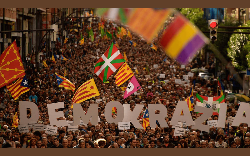 EU, Catalonia, Barcelona, FC Barcelona, Catalonia freedom movement, independence of Catalonia, discrimination of Catalans, shout in Catalonia, FC Barcelona