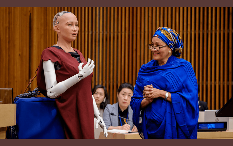 Inventions and discoveries, technology,first humanoid robot, features ofhumanoid robot, company that createdhumanoid robot, humanoid robotcompany, Hanson Robotics, name offirst humanoid robot, uses of humanoidrobot