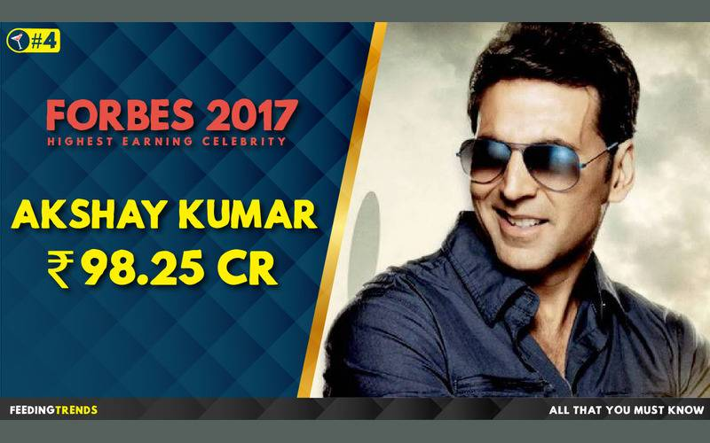Akshay Kumar  ,Forbes, Forbes 2017, Forbes List 2017, India, Bollywood, Celebrities, Celebs, Entertainment, Bollywood entertainers, Income of Cricketers