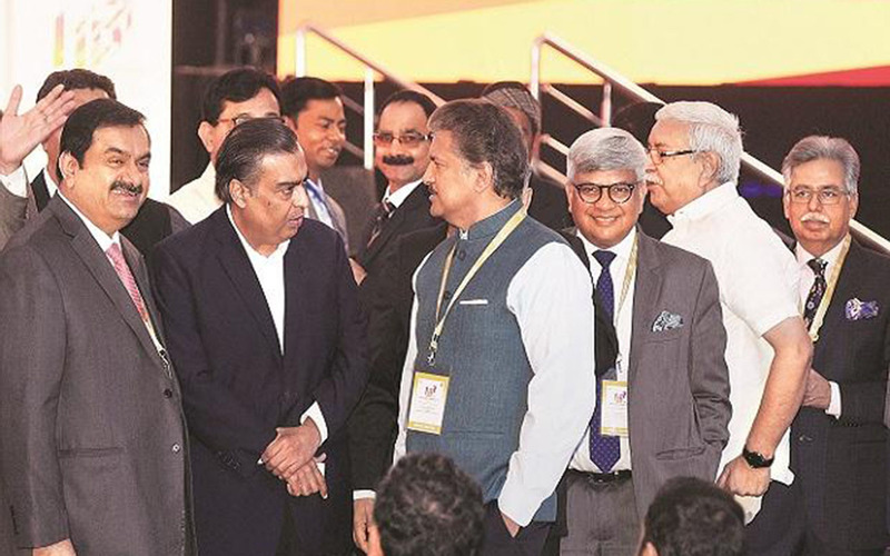 people, India, events, finance, UP investor summit 2018, 2018 up investor summit, Lucknow investor summit, Modi at UP investor summit , yogi at UP investor summit, people at UP investor summit 2018, Narendra Modi, yogi adityanath, ram nath kovind up investor summit, mukesh ambani up investor summit 2018, investment by Jio in Uttar Pradesh, investment by tata in UP, investment by adani in UP, investment by central gov in UP