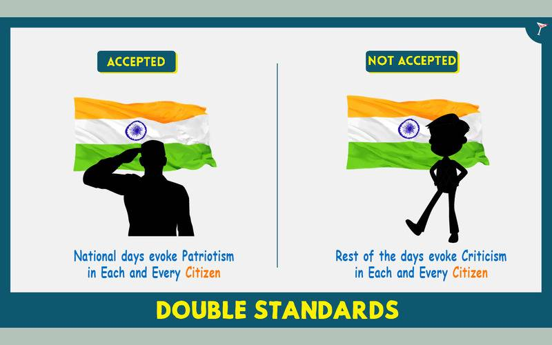 Did you know, interesting facts, unknown facts, facts about Indian society, different standards for different people in India, list of double standards, discriminations in our society, girls and boys have different rules, different rules for different people