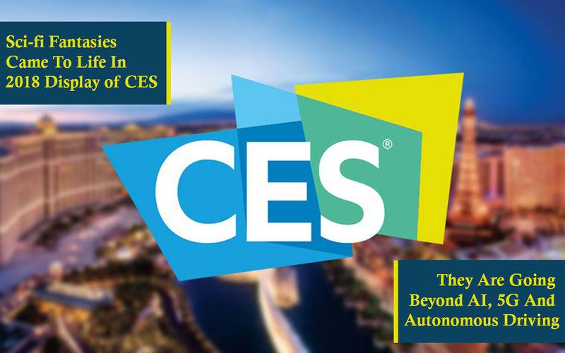 technology, future of technology, predictions about the future of technology, list of best gadgets from CES 2018, list of top gadgets from CES 2018, innovative technologies, creative technologies in future, future-oriented technology