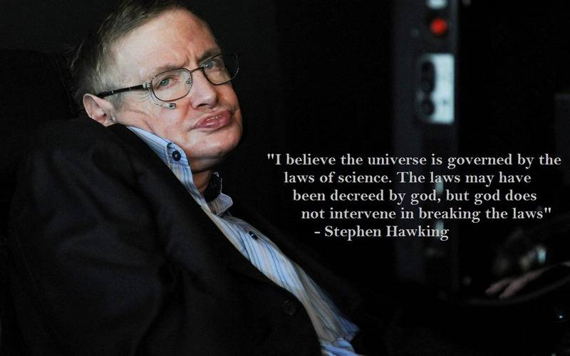Lifestyle, religion and god, who created universe, God, belief in God, opinion, existence of god, Stephen William Hawking, Stephan Hawking, NO GOD, GOD Infinite, can't question GODs existence, newton, law of gravity, type of god