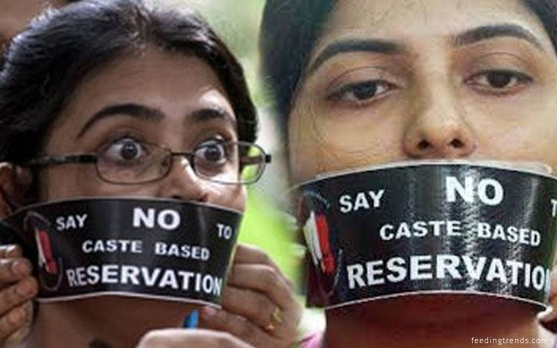 reservation bill india, reservation in India, reservation percentage education, reservation percentage employment, reservation history india, reservation india history, history of reservation in India, feeding trends, article on feeding trends, feeding trends article