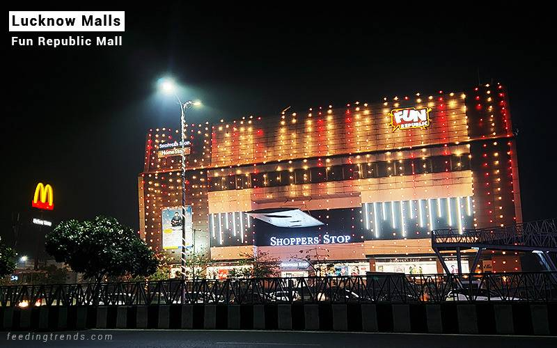 Lucknow Malls, Malls in Lucknow, Shopping places, Hangout place, Shop with Friends