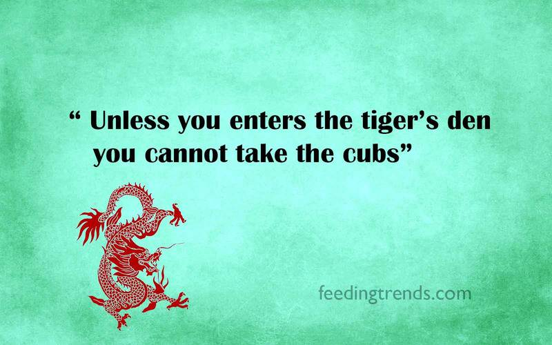 Japanese proverbs, Japanese proverb