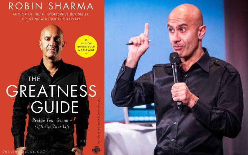 Robin Sharma Books, Robin Sharma Book, Robin Sharma, Robin Sharma Books List, Best Selling Novels, Motivational Books, Inspirational Books